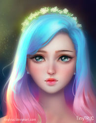 Rainbow Beauty by TinyTruc