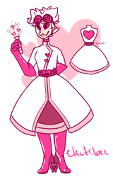 Dr Love | OC by electribee