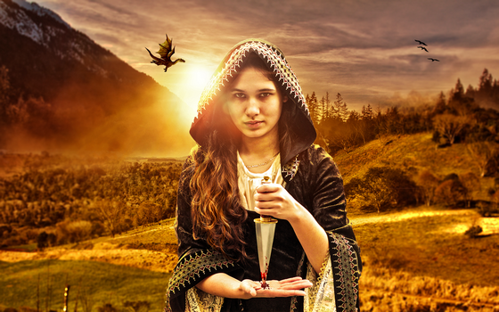 The Sorcerer by ShoaibBhimani