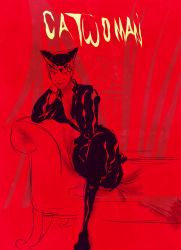 Catwoman by Chronicle-l