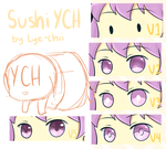 Sushi Roll YCH [OPEN] by Lye-chii