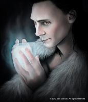 Tom Hiddleston as Loki part 2 by SariSariola
