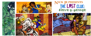 Tournypiece:Fall of Steve by nuyorican14
