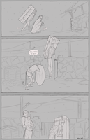 Snow, page 1 by GreekCeltic