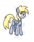 Derpy Hooves by Signal15