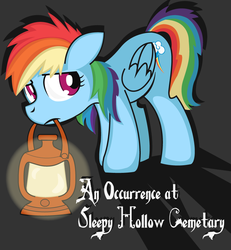 An Occurrence at Sleepy Hollow Cemetary cover art by dbkit