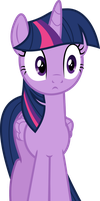 Twilight's Confused Face by itv-canterlot