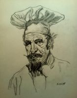 Vincent Price/ THEATRE OF BLOOD by Roger Koch by tabongafan