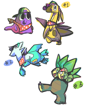 the many forms of cricketto by cricketune