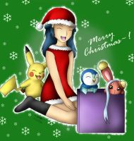 -PKMN- Wrapping the Presents by pdutogepi
