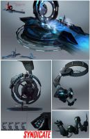 Syndicate Concept15 by bradwright