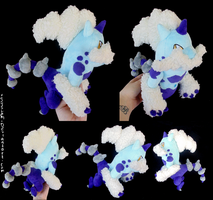 Shiny Thundurus - Therian Forme