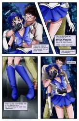 Sailor Mercury in 'The Youma Bluff' - Page 5 by sleepy-comics