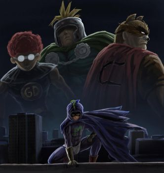 Mysterion by dylancg