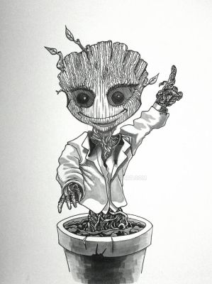 Saturday Groot Fever