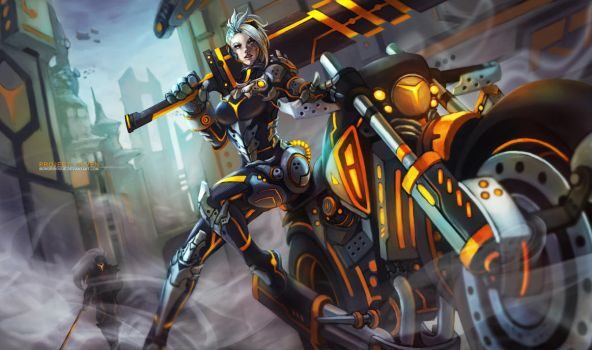 PROJECT : RIVEN by MonoriRogue