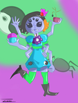 Painlytale Muffet by TIXIXX