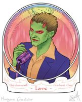 Lorne by MorganeDeMatons