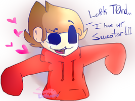 Cute Scribble Tom by SophiaArts1233