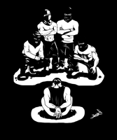 TheTeam - Shirt Illustration by HealTheIll