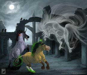 Haunted by AonikaArt