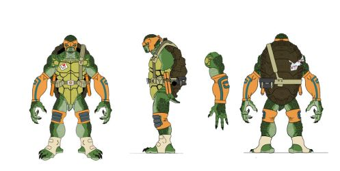 Michelangelo by jumpsl