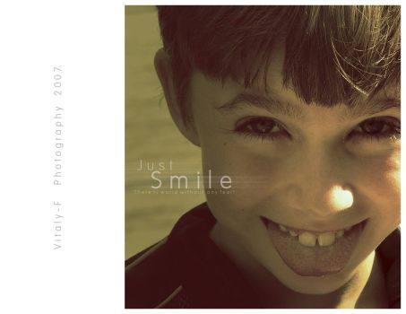 Just Smile by vitaly-f