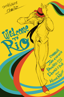 WELCOME TO RIO by chacckco