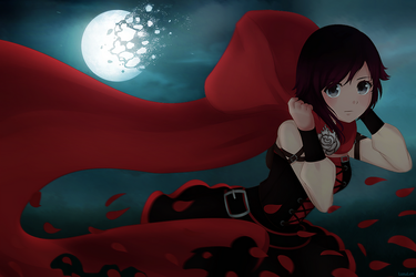Ruby by LunaLenCreations