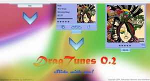 DragTunes 0.2, The Movie by Atreide