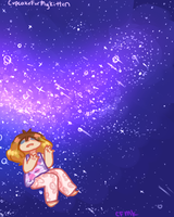I seriously love space so much tho by CupcakeForMyKitten