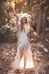 Amy - Lacy Dress -02- by beethy