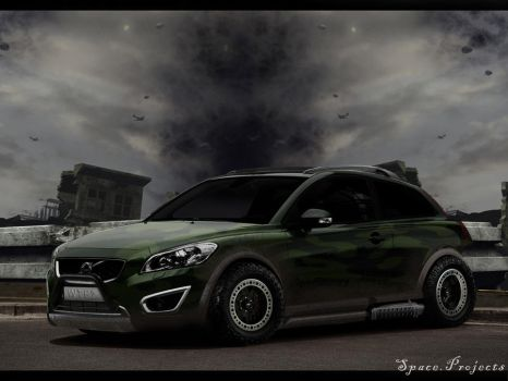 Volvo C30 OFF ROAD by FabinhoDesigner