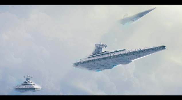 Empire in the Clouds by Shoguneagle