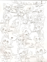 ALL OF MY SF SONIC BUDDIES!! by SilverGoRawr83