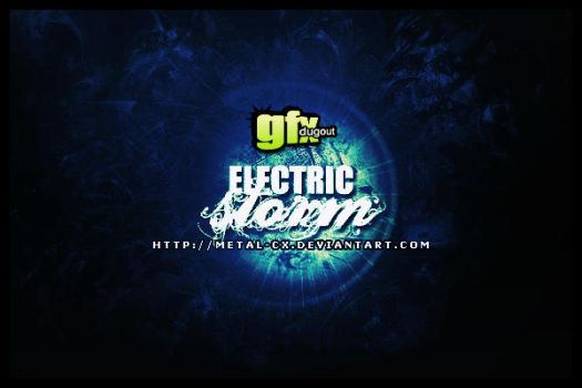 Electric Storm Brush Pack by Metal-CX