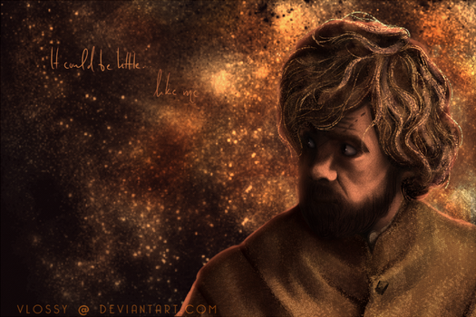 Tyrion [Speedpainting] by VioletRaine