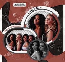 PACK PNG 587|LITTLE MIX by MAGIC-PNGS