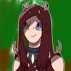 Monster Hunter Anna Icon by Cheekymoomoo