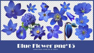 Flower png pack #02 by yynx151