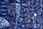 Space station by Mobicca
