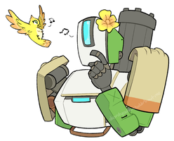 Bastion by itsaaudraw