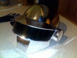 Daft Punk Halloween Costume by SavantGuarde