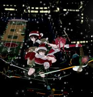 Kantai Collection: Christmas Airgroup by Redundant-Cat