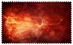 Sascha's Hell Fire Stamp - Free High Res Stock by somadjinn