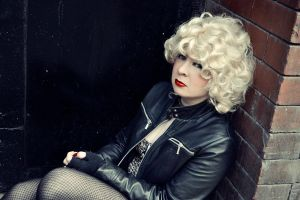 Nancy Spungen by NavigatorxNami