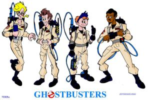 Ghostbusters--1983 by Ectozone