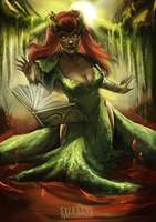 Desdemona, The One Who Does Not Rest by sylessae