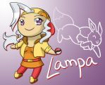 Chibi Commission: Lampa by Nine-Tailed-Fox