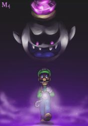 Quick Draw: Who You gonna call? LUIGI by Marini4